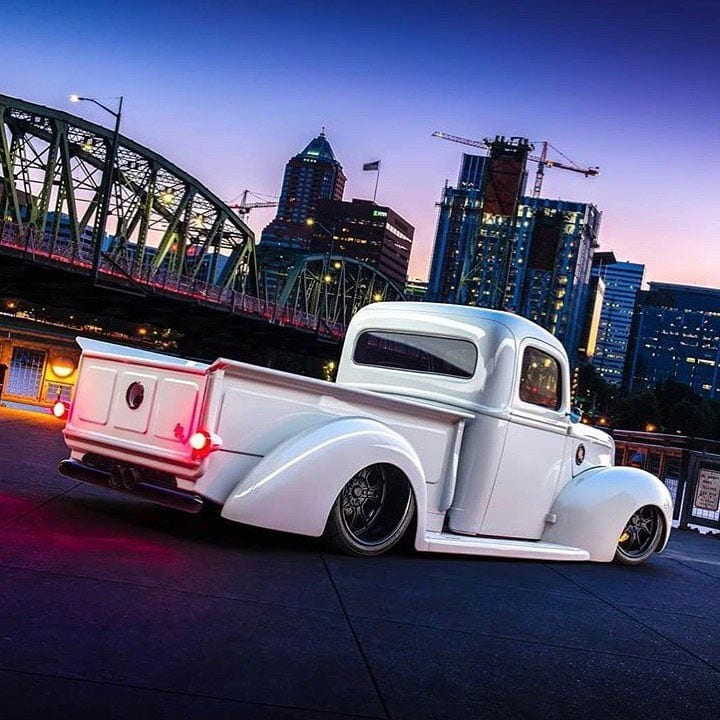 classic truck portland oregon